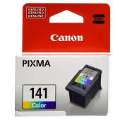 Cartucho De Tinta Cl-141 Canon Tricolor