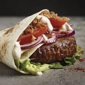 Cajún Burger