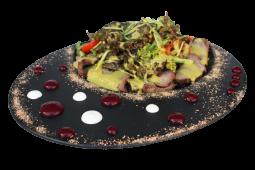 Салат з ростбіфом (220г)