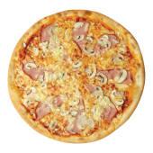 პიცა პროშუტო-ფუნგი