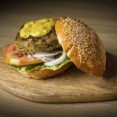 Hamburguesa Vegan 1