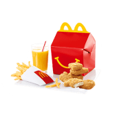 McNuggets® 6 Pieces Happy Meal®
