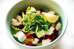 Namaste Veg salad