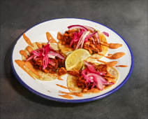 Tacos de cochinita (3 uds.)