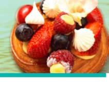 Tartelletta con frutta di stagione