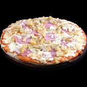 Pizza hawaiana (personal)