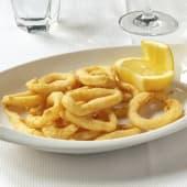 Calamares de potera a la Andaluza