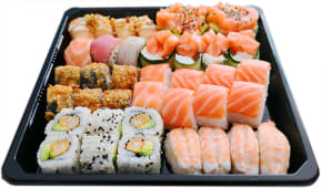 #1006 - Sushi Misto - 34 peças