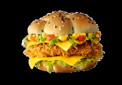 Шефбургер Де Люкс оригінальний