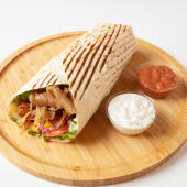 Kebab Monster Wrap