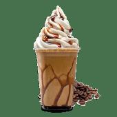 Frappé de café (1/2 lt.)