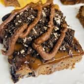 Brownie choco oreo (1 ud.)