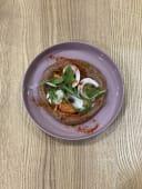 Хумус з буряком, артишоками та фенхелем (250г)