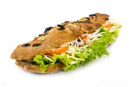 Vegetarijano sendvič