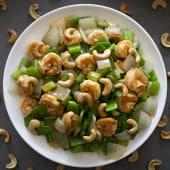 Chop Suey Camarones