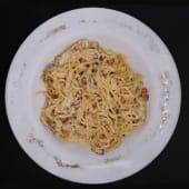 Spaghettini A La Carbonara