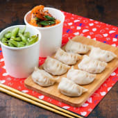 Box Grilled Dumplings