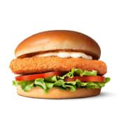 Grand Deluxe Kurczak Burger Pikantny