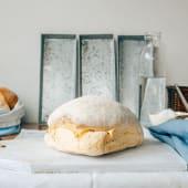 Pão Fogaça Doce