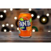 Fanta naranja (330 ml.)