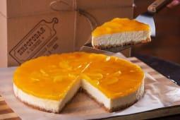 Чізкейк з манго (1200г)