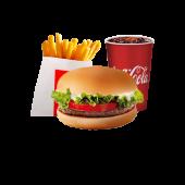 Menu Hamburger Deluxe