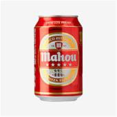 Cerveza Mahou (500 Ml.)
