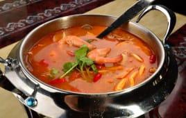 Суп Том Ям велика порція (1000г)