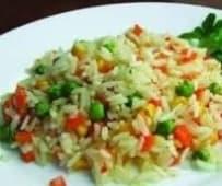 Рис з овочами (220г)