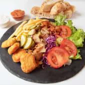 Kebab Paradise PLATA regular (za dvije osobe)