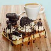Waffle Gourmet Oreo individual