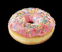 Dunkin Fresa Topping