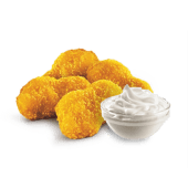 Chicken Nuggets - 6 pièces