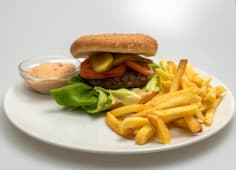 Meniu Beef Burger