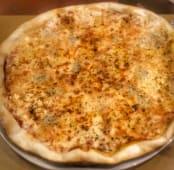 Pizza de 4 Queijos Média (Picante)