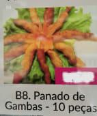 B8 - Panado de Gambas (10 Peças)