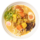 R7. Ternera Curry Ramen
