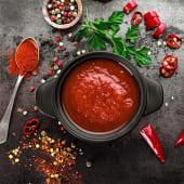 Salsa Kebab Roja Picante