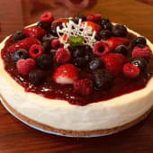 Cheesecake De Frutos Rojos (26 cm.)