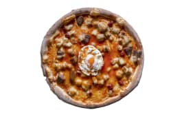 Pizza di Francesinha
