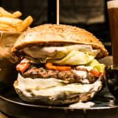 Bagna Cauda Burger