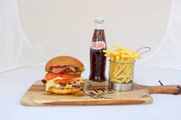 Meal Deal Royal Chicken Burger