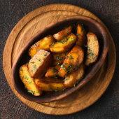 Картопля по-домашньому (150г)