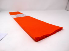 Papel Crepe Naranja 50Cmx200Cm