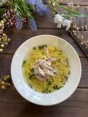 Суп-лапша куриная (350 гр.)