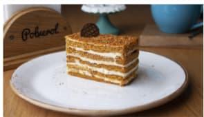 Торт Медовик (120г)