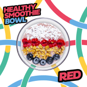 Smoothie Bowl Red