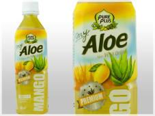 Napój aloesowy mango 0.5L