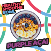 Smoothie Bowl Purple Açai