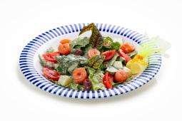 Салат Salmon Caesar (250г)